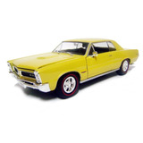 Pontiac Gto 1965 Escala 1/24 Welly