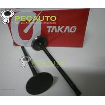Válvula De Admissão Para Fiat Tempra E Tipo 2.0 16v Peçauto