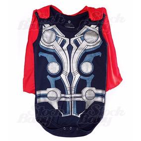 Body Thor Com Capa Regata Bebê Fabricante Super Oferta