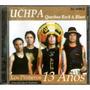 Cdm Uchpa Los Primeros 13 Años Exitos (2cd Nuevo Y Sellado