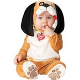 Disfraz Niño Bebe Guagua Perro Perrito Talla 12 A 18 Meses