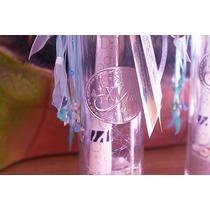 10 Invitaciones De Botella Con Corcho