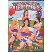 Dvd Transsexual Cheerleaders 7 Amy Daly Original Travesti