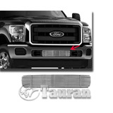 Grille Superduty A/inoxi Parachoque, Ford F350/250 2011+ Hor