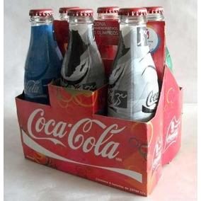 Set De Botellas Coca Cola Juegos Olímpicos Beijing 2008