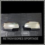 Cobertores Cromados De Retrovisores Kia Sportage