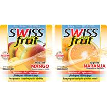 Jugo De Frutas Deshidratadas Swiss Frut