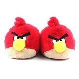Pantuflas Angry Bird Unisex