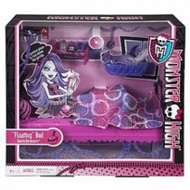 Cama Fantasma Da Espectra Monster High Mattel