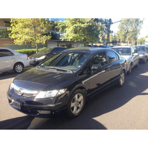 Honda Civic Lxs 1.8 Automatico - Impecable