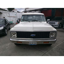 Chevrolet Pickup Tipo Panel 1972
