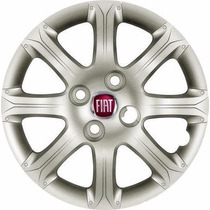 Calota Fiat Strada,palio,siena,tipo Aro 14 Lançamento Nova!!