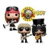Funko Pop! Rocks Guns N Roses: Axl + Duff + Slash