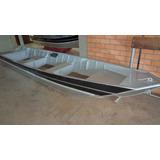 Conjunto Barco Alumínio Way 600 +25hp Mercury + Carretinha