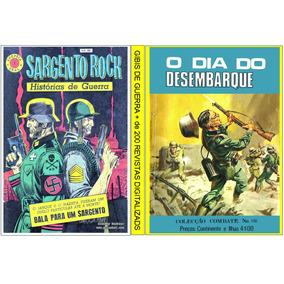 Gibis De Guerra + 570 Revistas Digitalizadas Em 5 Dvds