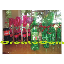 Botellas De Gaseosas Coca Cola 7up Personalizadas
