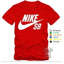 Camisetas Lacoste Live, Nike, Reserva Algodão Queima Estoque