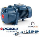 Bomba Agua 1 Hp Pedrollo 4cpm100-c 110-220/60hz Alta Prestac
