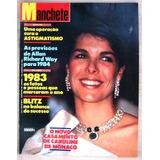 * Revista Manchete Nº 1655 O Novo Casamento De Carol(40397)