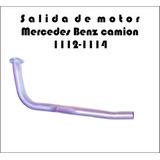 Salida De Motor Mercedes Benz Camion 1114-1112