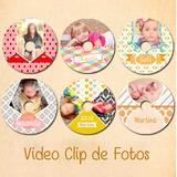 Edicion Video Clip De Fotos Con Musica Eventos Y Fiestas 15