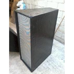 Vendo Cajon Bafle 2x15 Doble Medio De 15 Peavey Dth 4215