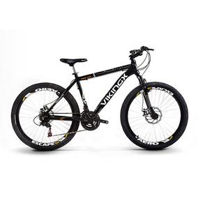Bicicleta Vikingx Aro 26 Quadro 19 21v Kit Shimano Disco