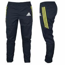 Pantalon Adidas Adizero Original Running Lluvia Chupin