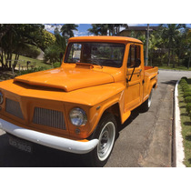 Ford F75 Rural 1975