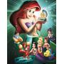 Dvd La Sirenita Comienzos De Ariel - Nuevo Original D&h