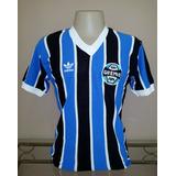 Camisa Retrô Grêmio 1983 Mundial - $ $ . S A L D Ã O . $ $