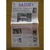 Diario La Voz Del Interior - 23/2/2007