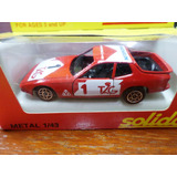 Solido 1/43 Porsche 924 Gt Made In France 1985