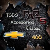 Reparacion Guardabarro Trasero Corto Chevrolet 400 Y Mas...