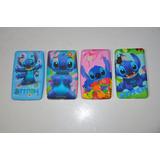Lote 50 Capinhas Stitch Lg T375 L3 L5 L7 Samsung S6102 S6802