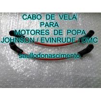 Cabo De Vela Motor De Popa Johnson Evinrude Omc 15 25 30 Hp