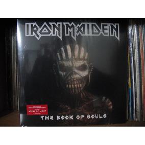 Iron Maiden-book Of Souls-3 Vinilos-edicion Europea-nuevo