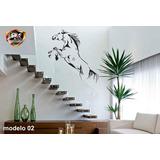 Adesivos Decorativos Para Parede Tema Cavalos Horse