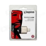 Lector De Memoria Kingston Media Reader Mlg4 G4 Usb 3.0