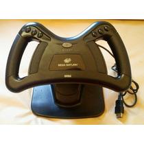 Volante Para Sega Saturn Original Joystick Jogos Corrida Top