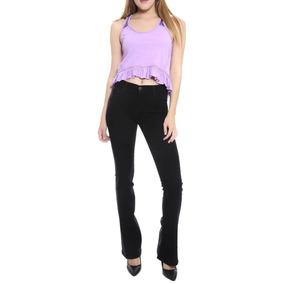 Jeans Campana Sxy Jns Retro Talla 30 Mex Fashion