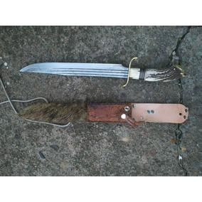 Cuchillos Artesanales Marcionil Trindade - Caza - Bowie