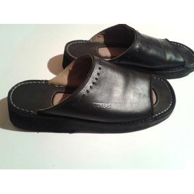 Sandalias Zapatos Kickers 100% Cuero - Unisex- Talla 40