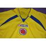 Camiseta Selección De Colombia Lotto. Talle S