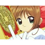 Cartas Sakura Card Captors- 50 Cartas
