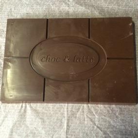 Marqueta Chocolate Sin Azúcar Claro Y Oscuro $190.00