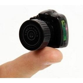 Mini Micro Câmera Espiã Filmadora Sem Fio Espião