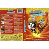 Dvd Os Padrinhos Mágicos - O Espetáculo Do Super Herói