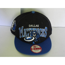 Gorra New Era 100% Original 9fifty Dallas Mavericks