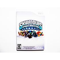 Skylanders Spyros Adventure Nuevo - Nintendo Wii Solo Juego